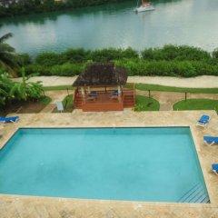 Апартаменты Lagoons Apartments бассейн