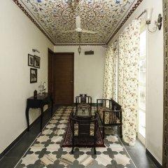 Отель OYO 18308 Kishanpur Haveli питание