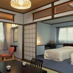 Отель Ryokan Seoto Yuoto No Yado Ukiha Хита комната для гостей фото 5