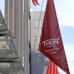 Отель Thon Hotel Brussels City Centre Бельгия, Брюссель - 4 отзыва об отеле, цены и фото номеров - забронировать отель Thon Hotel Brussels City Centre онлайн пляж