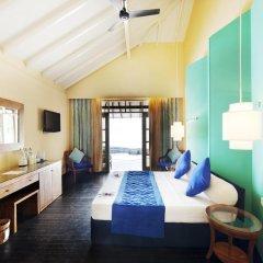 Отель Adaaran Select Meedhupparu Медупару комната для гостей фото 3