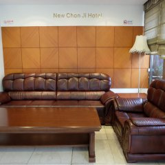 Отель New Chonji Hotel Южная Корея, Сеул - отзывы, цены и фото номеров - забронировать отель New Chonji Hotel онлайн комната для гостей фото 2