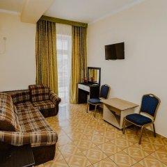 Гостиница Мандарин комната для гостей фото 11