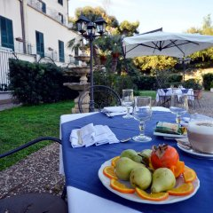 Отель Villa dAmato Италия, Палермо - 1 отзыв об отеле, цены и фото номеров - забронировать отель Villa dAmato онлайн питание фото 2