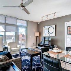 Отель Global Luxury Suites at Woodmont Triangle South США, Бетесда - отзывы, цены и фото номеров - забронировать отель Global Luxury Suites at Woodmont Triangle South онлайн комната для гостей фото 5