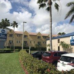 Отель Best Western Fort Lauderdale Airport/Cruise Port США, Форт-Лодердейл - отзывы, цены и фото номеров - забронировать отель Best Western Fort Lauderdale Airport/Cruise Port онлайн фото 3