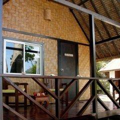 Отель Fare Vaihere Французская Полинезия, Муреа - отзывы, цены и фото номеров - забронировать отель Fare Vaihere онлайн балкон