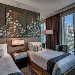 Steigenberger Hotel Business Bay, Dubai комната для гостей фото 7