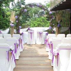 Отель Siloso Beach Resort, Sentosa фото 2