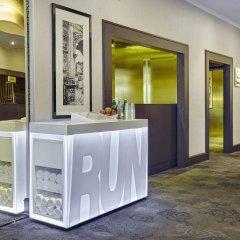 Crowne Plaza Rome-St. Peter's Hotel & Spa интерьер отеля фото 2