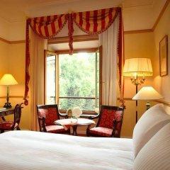 Отель Sofitel Roma (riapre a fine primavera rinnovato) 5* Стандартный номер с различными типами кроватей фото 9