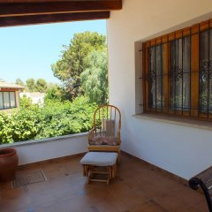 Отель Casa Capitán балкон