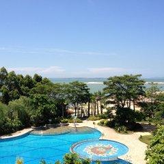Отель Golden Bay Resort Китай, Сямынь - отзывы, цены и фото номеров - забронировать отель Golden Bay Resort онлайн бассейн фото 2