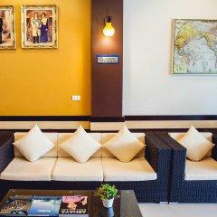 Отель Chalong Boutique Inn интерьер отеля