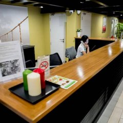 Отель C U Inn Bangkok Таиланд, Бангкок - отзывы, цены и фото номеров - забронировать отель C U Inn Bangkok онлайн интерьер отеля фото 2