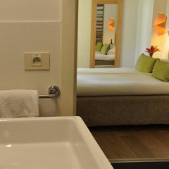 Отель Eden Antwerp By Sheetz Hotels Антверпен ванная