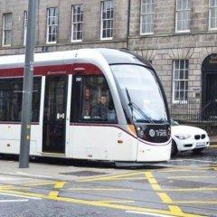 Отель York House B&B Великобритания, Эдинбург - отзывы, цены и фото номеров - забронировать отель York House B&B онлайн городской автобус