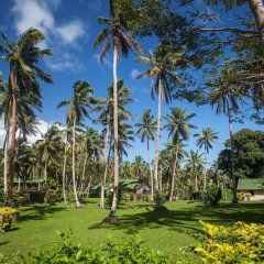 Отель Maravu Taveuni Lodge фото 11