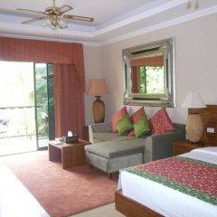 Отель Baan Souy Resort комната для гостей