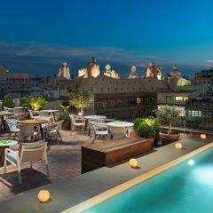 Отель H10 Casa Mimosa бассейн