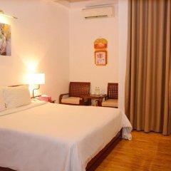 Victory Hotel Hue комната для гостей