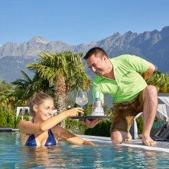 Отель La Maiena Life Resort Марленго фитнесс-зал