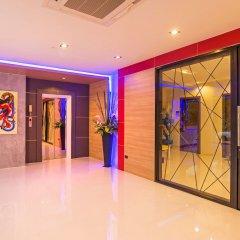 Отель The Nice Hotel Таиланд, Краби - отзывы, цены и фото номеров - забронировать отель The Nice Hotel онлайн интерьер отеля фото 2