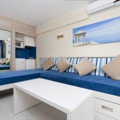 Отель Globales Verdemar Apartamentos Испания, Коста-де-ла-Кальма - отзывы, цены и фото номеров - забронировать отель Globales Verdemar Apartamentos онлайн комната для гостей