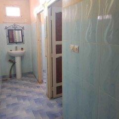 Отель Kasbah Bivouac Lahmada Марокко, Мерзуга - отзывы, цены и фото номеров - забронировать отель Kasbah Bivouac Lahmada онлайн ванная фото 2