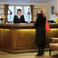 The Lymm Hotel интерьер отеля