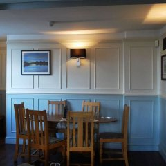 Отель St Marys Gate Inn гостиничный бар