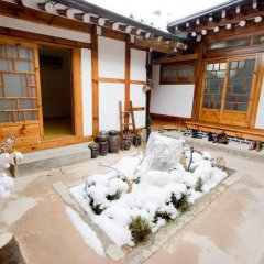 Отель Sitong Hanok Guesthouse Jongno