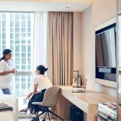 Отель Capri by Fraser China Square Singapore удобства в номере
