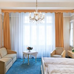 Hotel Pension Baronesse 4* Номер Комфорт с различными типами кроватей