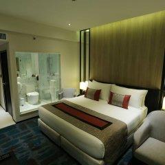 Grace Hotel Bangkok Бангкок комната для гостей фото 2