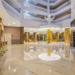 Meridia Beach Hotel Турция, Окурджалар - отзывы, цены и фото номеров - забронировать отель Meridia Beach Hotel онлайн интерьер отеля фото 2