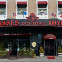 Classes Boutique Hotel Турция, Стамбул - отзывы, цены и фото номеров - забронировать отель Classes Boutique Hotel онлайн вид на фасад