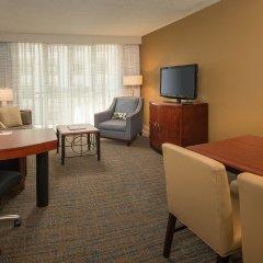 Отель Residence Inn Bethesda Downtown США, Бетесда - отзывы, цены и фото номеров - забронировать отель Residence Inn Bethesda Downtown онлайн удобства в номере