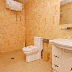 Отель Lihua Hostel Китай, Сиань - отзывы, цены и фото номеров - забронировать отель Lihua Hostel онлайн ванная