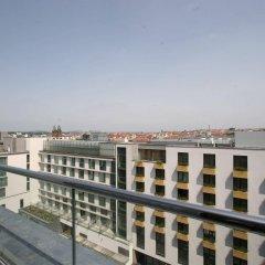 Отель Aparthotel Angel балкон