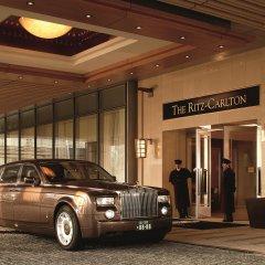Отель The Ritz Carlton Tokyo Токио городской автобус