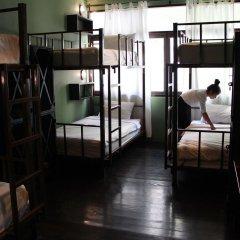 Niras Bankoc Hostel Бангкок комната для гостей