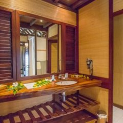 Отель Le Maitai Rangiroa ванная