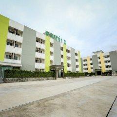 Отель Ngamsanga парковка