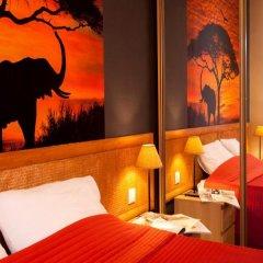 Мини-Отель Антураж 3* Стандартный номер с двуспальной кроватью фото 4