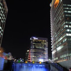New Seoul Hotel бассейн