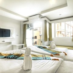 The Silk Hill Hotel комната для гостей фото 6