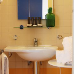 Отель Residence Mimosa Римини ванная фото 2