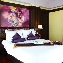 Отель Sarita Chalet & Spa Таиланд, Паттайя - отзывы, цены и фото номеров - забронировать отель Sarita Chalet & Spa онлайн комната для гостей фото 5