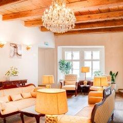 Отель The Dominican Прага интерьер отеля